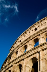 rome colosseum 199x300 The Imperfectionists    A book set in Rome, and some insider secrets from the author...