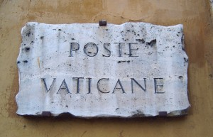 rome vatican post 300x193 The Imperfectionists    A book set in Rome, and some insider secrets from the author...