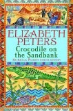 CrocodileontheSandbankbyElizabethPeters thumb Books set in Egypt   Ancient Mysteries Solved
