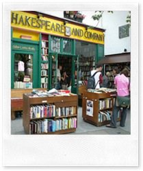 Shakespeare and Co - Books set in France