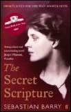 Books set in Ireland - The Secret Scripture by Sebastian Barry