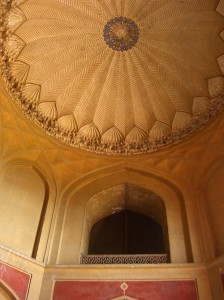 Humayun's Tomb - image courtesy of Samir Luther via Wikimedia Commons