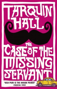 Books set in India - The case of the missing servant