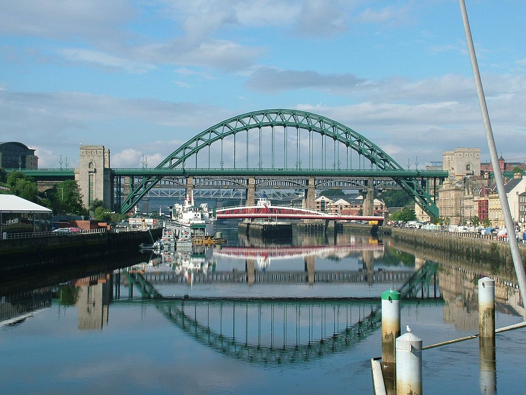 Tyne Bridge Thank goodness for Colin Cotterill…..Books set in Laos