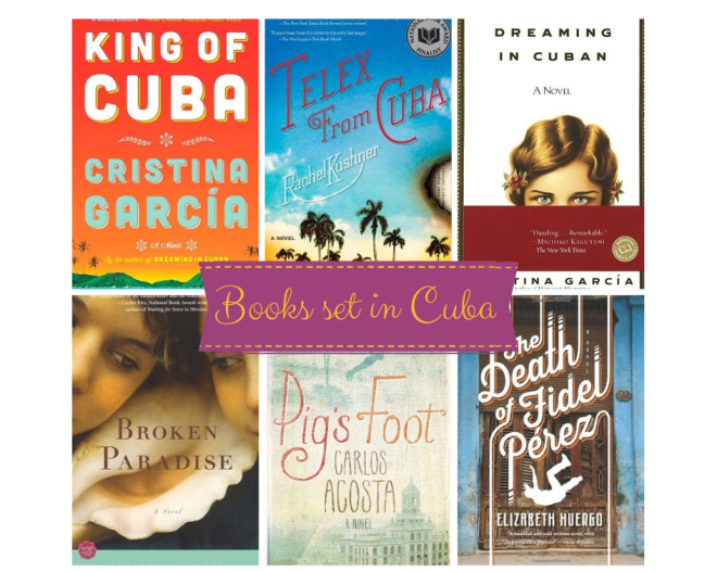 Books set in Cuba